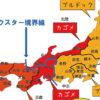 使っているソースで生まれた出身地がわかる?! 都道府県別ソース勢力図がおもしろい |