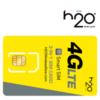 米国ハワイのプリペイドSIM - アメリカ H2O WirelessはAT&TのMVNO